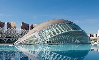 Tickets, museos, atracciones,Parques de atracciones,Ciudad de las Artes y las Ciencias