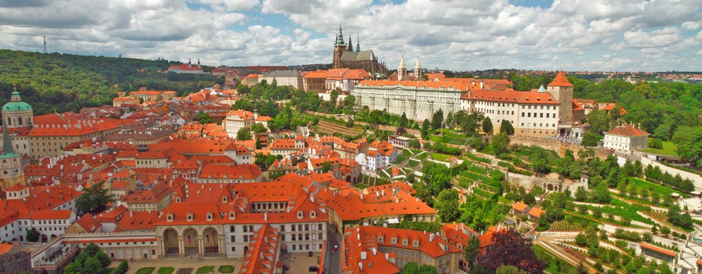 Biglietti d'ingresso al castello di Lobkowicz e al Castello di Praga