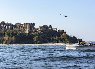 Tour della penisola di Sirmione sul Lago di Garda