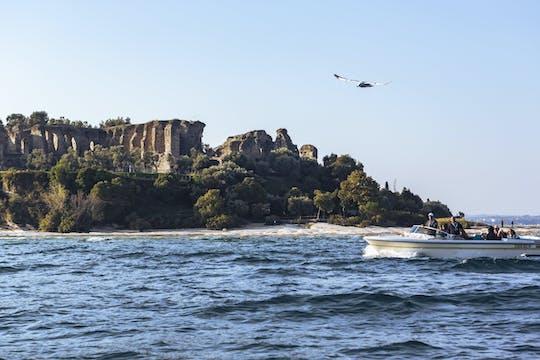 Ronde van het schiereiland Sirmione aan het Gardameer