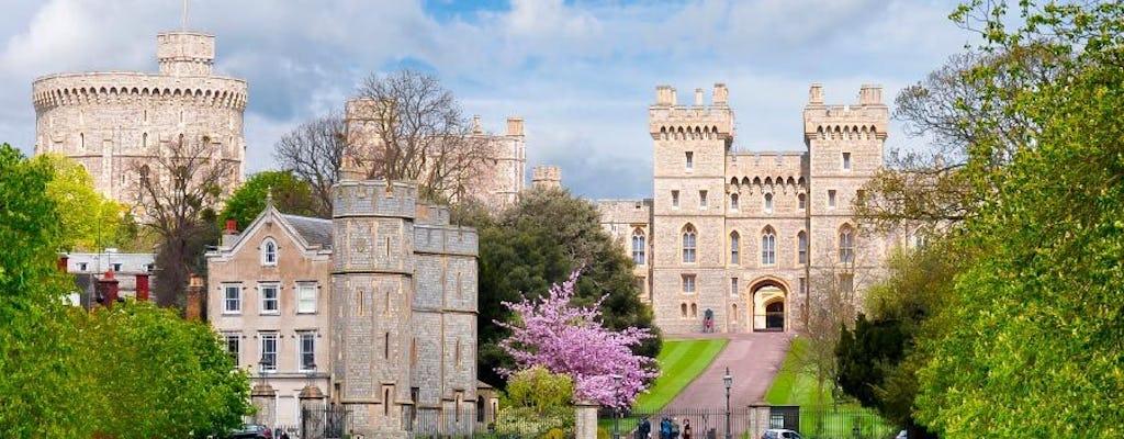 Tour per piccoli gruppi di Windsor e ingresso ai bagni romani e Stonehenge