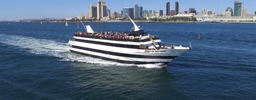 San Diego sightseeing harbor cruise