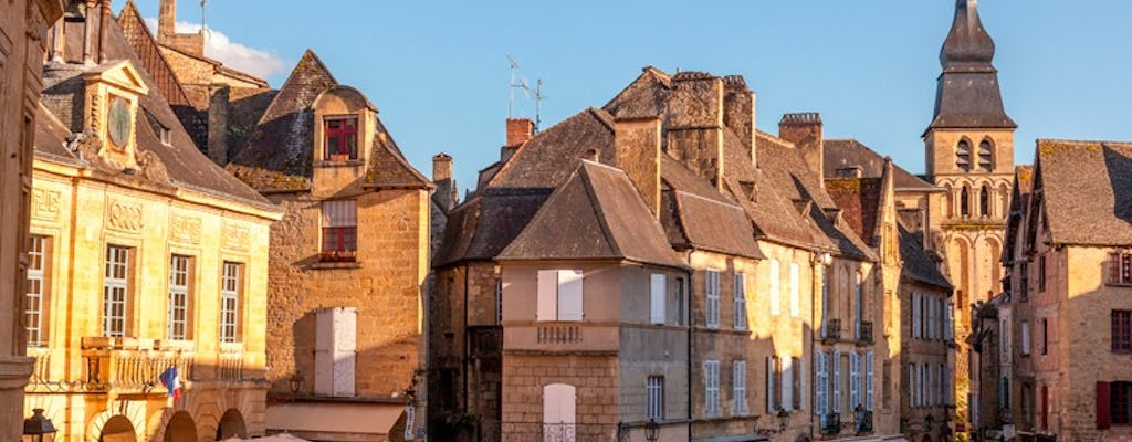 Sarlat gourmet shared walking tour