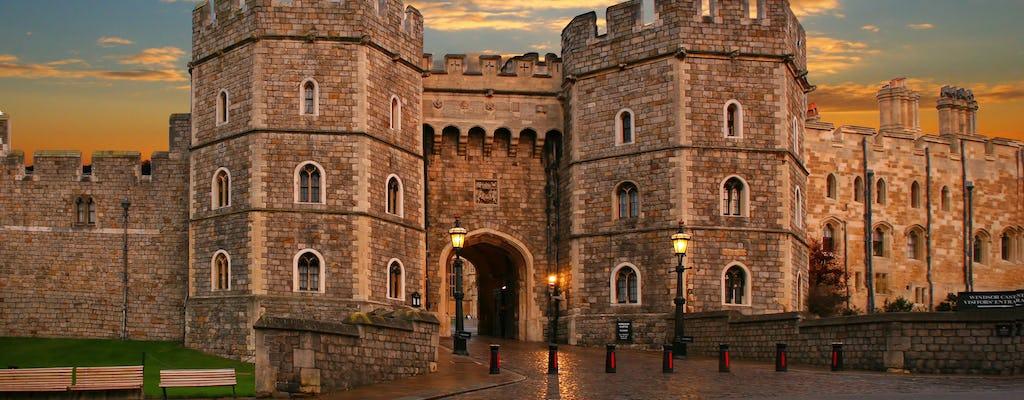 Kleingruppentour nach Windsor und Stonehenge mit 2-Gänge-Mittagessen