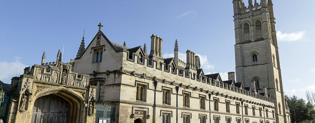 Small Group Tour to Oxford, Stratford & Cotswolds with Entries and 2-Course Lunch