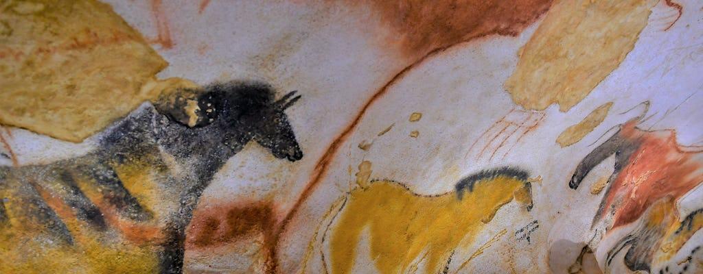 Dagelijkse gedeelde rondleiding door de paleolithische kunst van de Dordogne