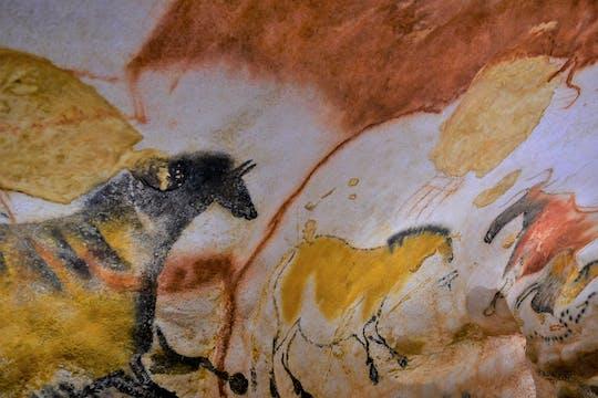 Codzienna wspólna wycieczka po paleolitycznej sztuce Dordogne