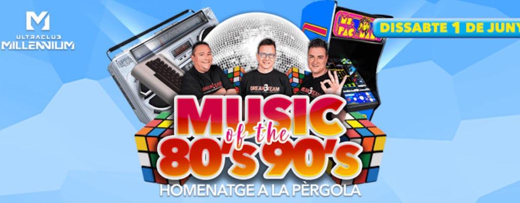 Music Of The 80s&90s! Homenatge A La Pèrgola