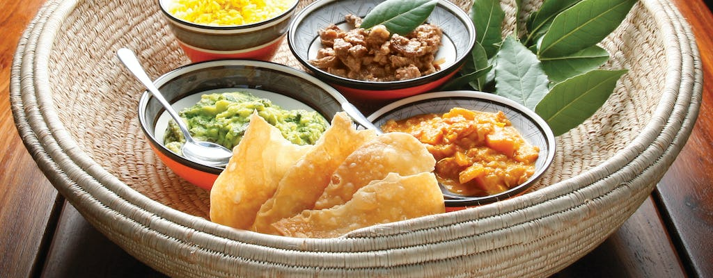 Cape Town traditional African dinner experience