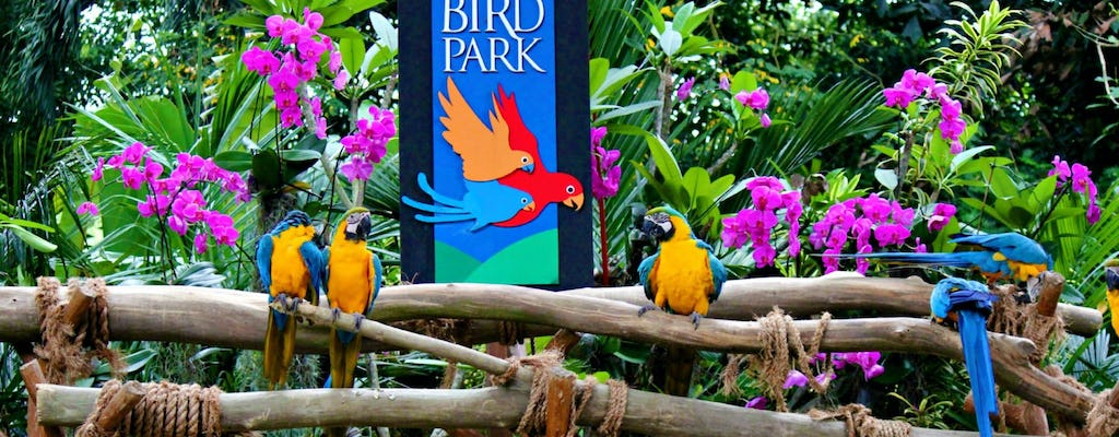 Billets Jurong Bird Park