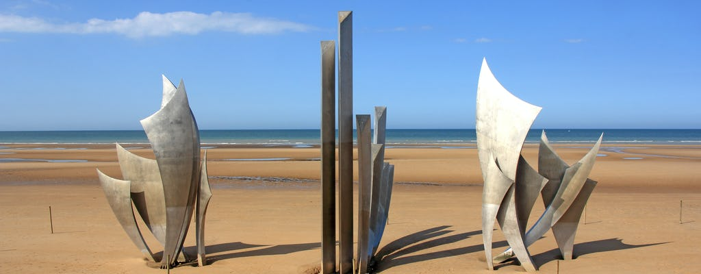 Half-day Tour of the American D-Day sites in Normandy