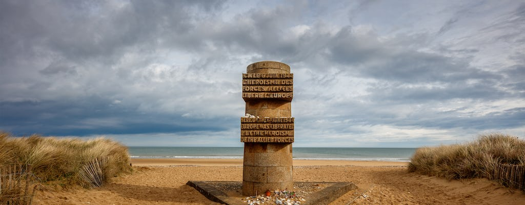 Half-day Tour of the Canadian D-Day sites in Normandy
