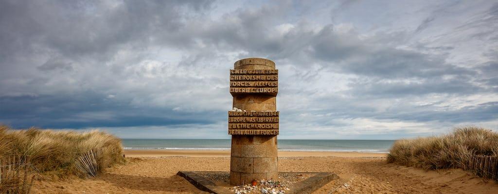 Tour de medio día por los sitios del día D canadiense en Normandía