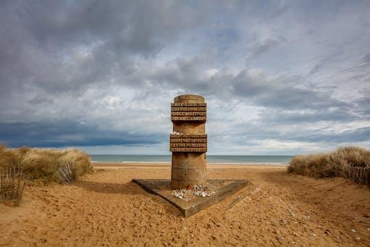 Tour di mezza giornata dei siti canadesi del D-Day in Normandia