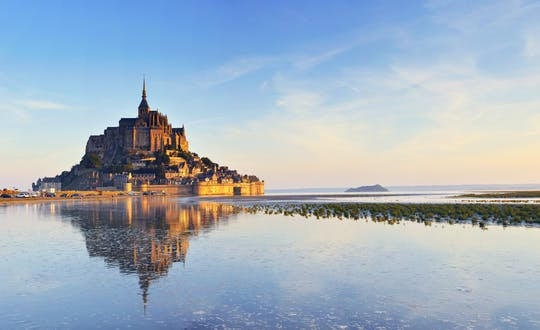 Full-day excursion to Mont Saint-Michel from Bayeux