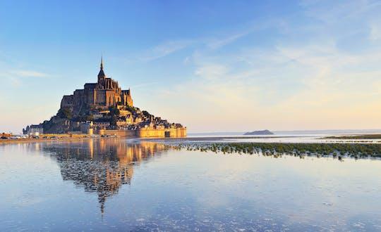 Excursión de día completo al monte Saint-Michel desde Bayeux