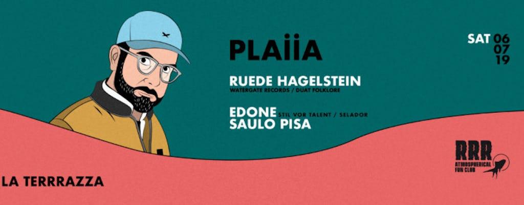 Plaiia W- Ruede Hagelstein, Edone, Saulo Pisa
