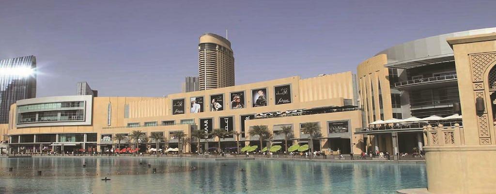 Recorrido de un día por Dubái con comida opcional