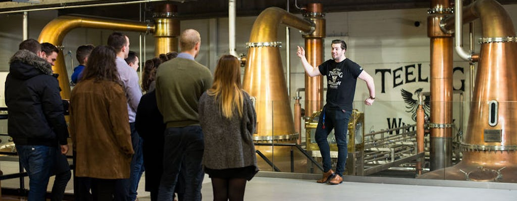 Teeling tour and tasting at Teeling Distillery