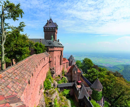 Full-day shared tour of the gems of Alsace from Colmar