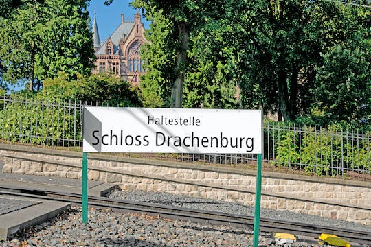 Journey up the Drachenfels Mountain