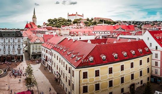 Bratislava City Train Tour