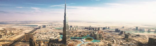 Dubai full day from Abu Dhabi with optional lunch