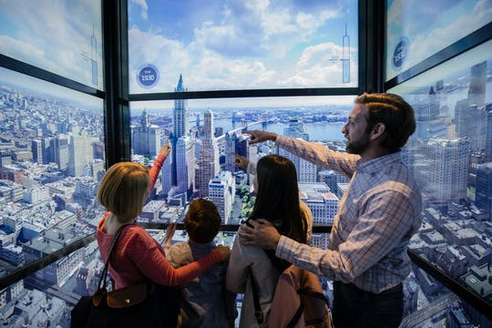 One World Observatory all-inclusive ticket