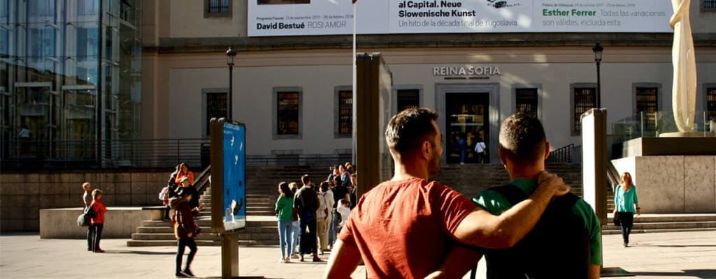Reina Sofía Museum, wycieczka śladami LGBTQ