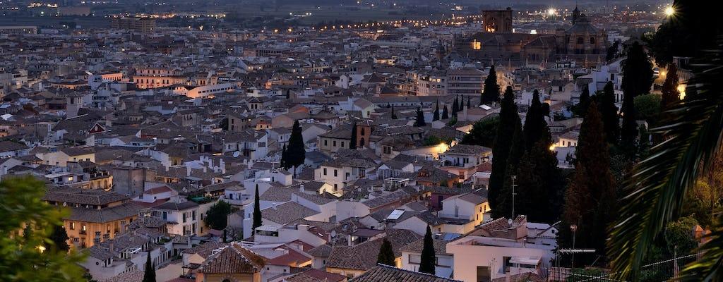 Tour Granada inexplicable