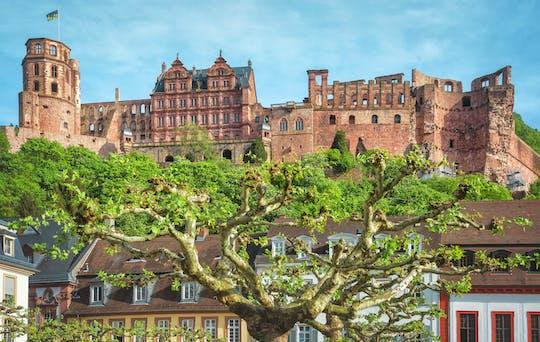Heidelberg Castle & City Tour