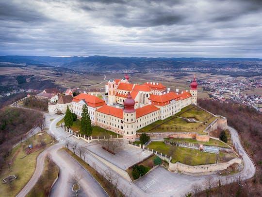 Monastery Tour & Wine Tasting