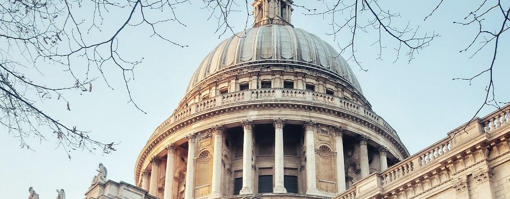 La vraie Londres : visite de la cathédrale Saint-Paul