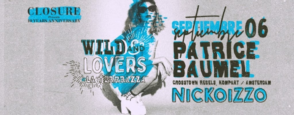 Wild And Lovers By Nickoizzo W- Patrice Bäumel