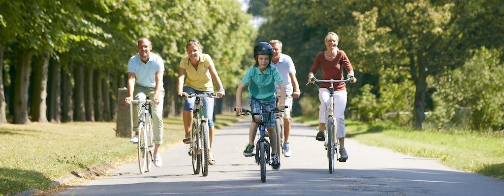 Geführte Fahrradtour durch Hannover
