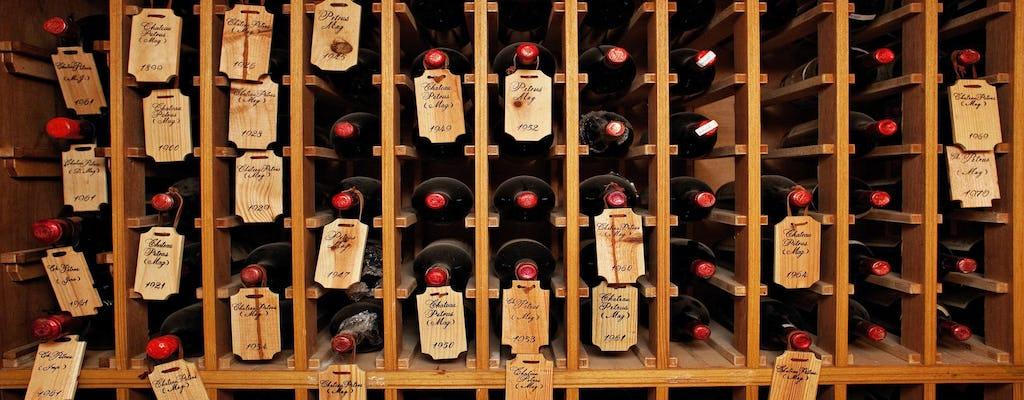 Полдня частная Медок винный тур в Бордо