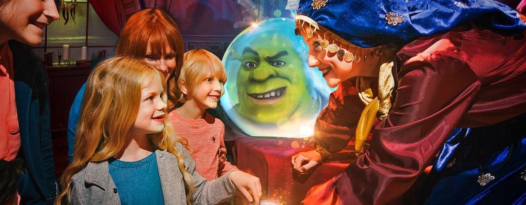 Passaggio di 24 ore sul Tamigi e Avventura di Shrek