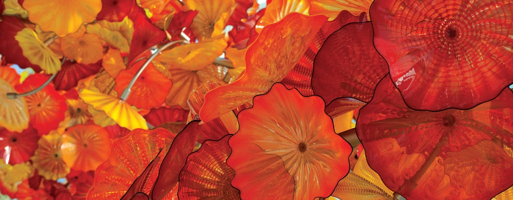Chihuly Garden and Glass tickets