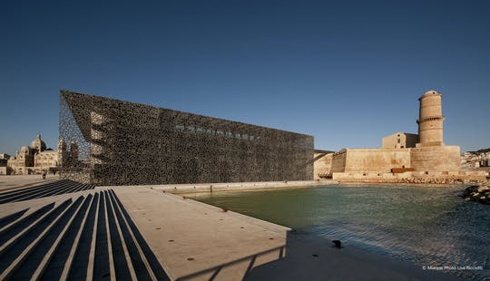 Skip-the-line ticket for the Mucem