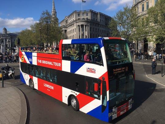 The Original Tour London: excursão em ônibus panorâmico de vários dias com ingressos para atrações locais