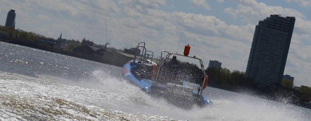Thamesrush 50 minutes