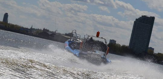 Thamesjet Speedboat 50-minute ride
