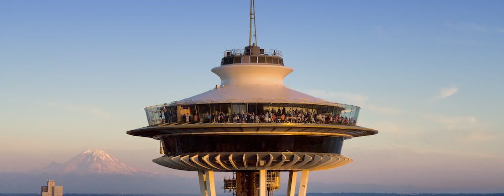 Bilety na Seattle Space Needle