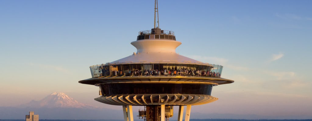 Billets Seattle Space Needle