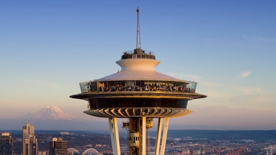 Seattle Space Needle tickets