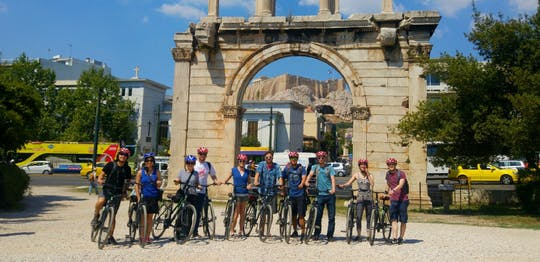 Electric bike tour of Athens