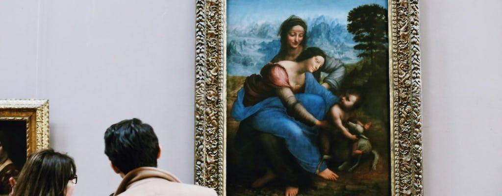 Visita guiada sin colas al Museo del Louvre