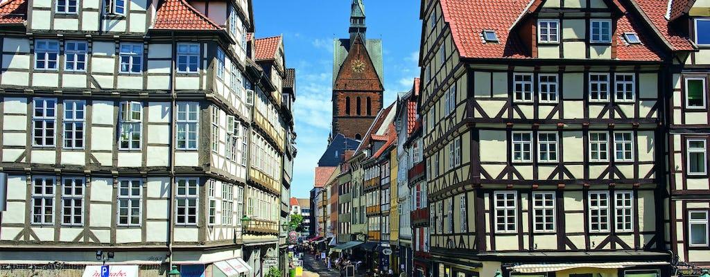Rundgang durch die Altstadt von Hannover