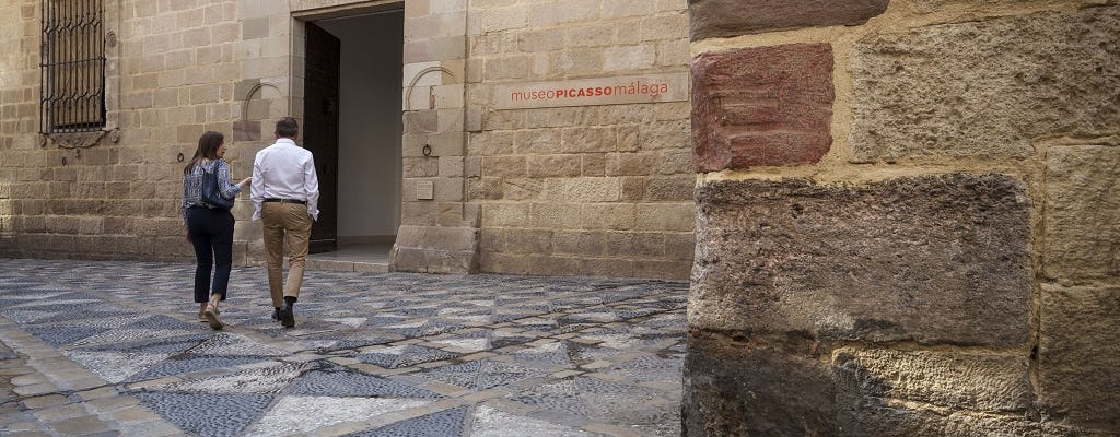 Museo Picasso Málaga temporary exhibitions skip-the-line tickets