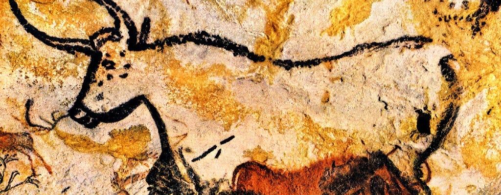 Prywatna wycieczka do Dordogne Valley i jaskini Lascaux z Bordeaux?